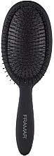 Духи, Парфюмерия, косметика Распутывающая щетка для волос, черный - Framar Detangle Brush Black To The Future