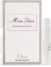 Духи, Парфюмерия, косметика Dior Miss Dior Blooming Bouquet - Туалетная вода (пробник)