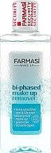 Духи, Парфюмерия, косметика Двухфазное средство для снятия макияжа - Farmasi Bi-Phased Make Up Remover