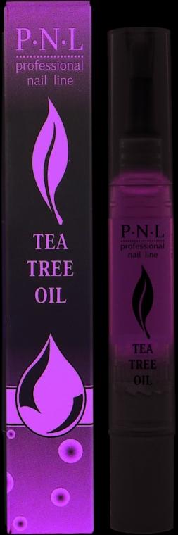 Масло чайного дерева для кутикулы в карандаше - PNL Treatment Cuticle Tea Tree Oil