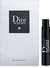 Духи, Парфюмерия, косметика Dior Homme 2020 - Туалетная вода (пробник)