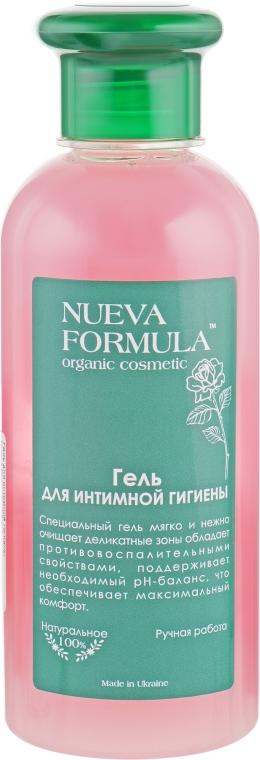 Гель для интимной гигиены - Nueva Formula