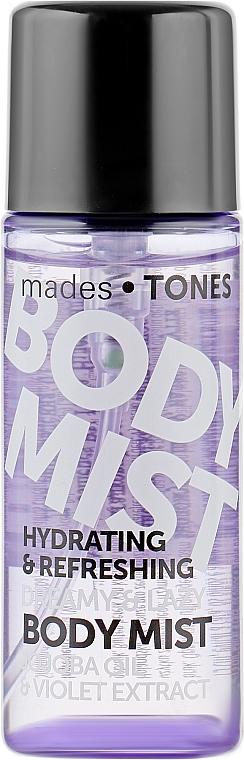 """Спрей для тела """"Мечтательный"""" - Mades Cosmetics Tones Body Mist Dreamy&Lazy"""