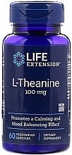 """Духи, Парфюмерия, косметика Пищевая добавка """"L-Теанин"""" - Life Extension L-Theanine"""