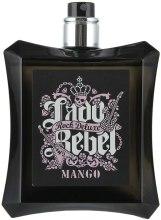 Духи, Парфюмерия, косметика Mango Lady Rebel Rock Deluxe - Туалетная вода (тестер без крышечки)