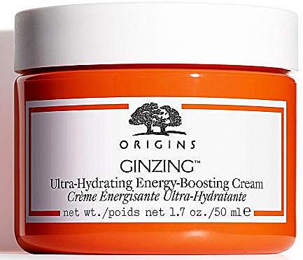 Увлажняющий крем для лица - Origins Ginzing Ultra Hydrating Energy Boosting Moisturiser