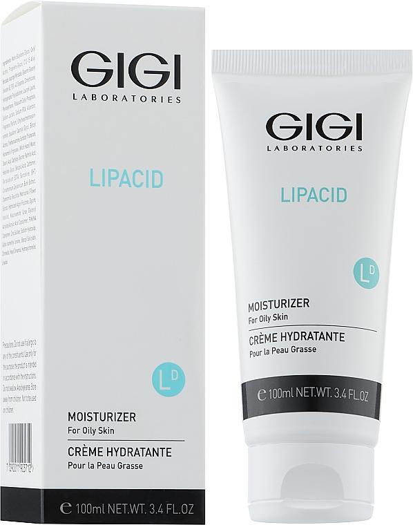 Зволожуючий крем для обличчя - Gigi Lipacid Moisturizer — фото N2