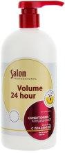 Духи, Парфюмерия, косметика Кондиционер с плацентой для тонких волос - Salon Professional Volume 24 Hour