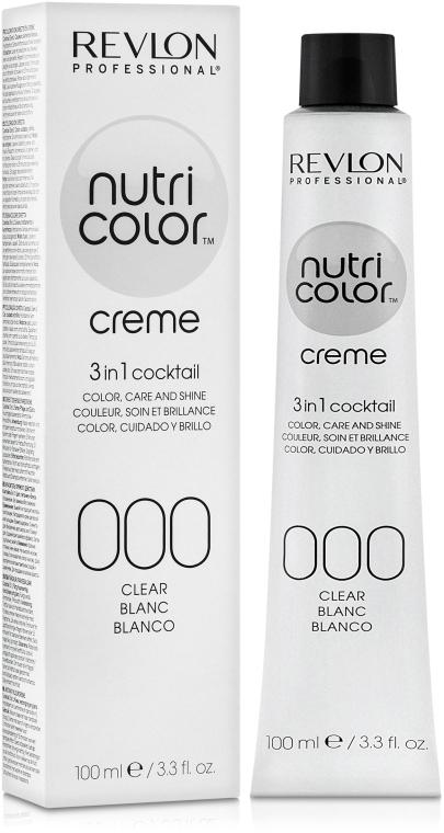 Тонирующий бальзам 3 в 1 - Revlon Professional Nutri Color 3 in 1 Coctail Creme
