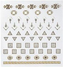 Духи, Парфюмерия, косметика Наклейки для дизайна ногтей - Peggy Sage DecorativeNail Stickers Jewels