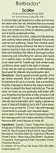 Натуральний гель-пілінг «Скалекс» - Anna Lotan Barbados Scalex Natural Exfoliating Gel — фото N3