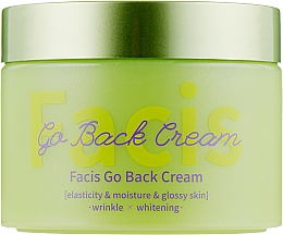 Духи, Парфюмерия, косметика Крем для лица с растительным комплексом - Facis Go Back Cream