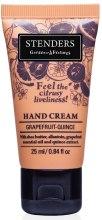 Духи, Парфюмерия, косметика Грейпфруто-цидониевый крем для рук - Stenders Grapefruit-Quince Hand Cream