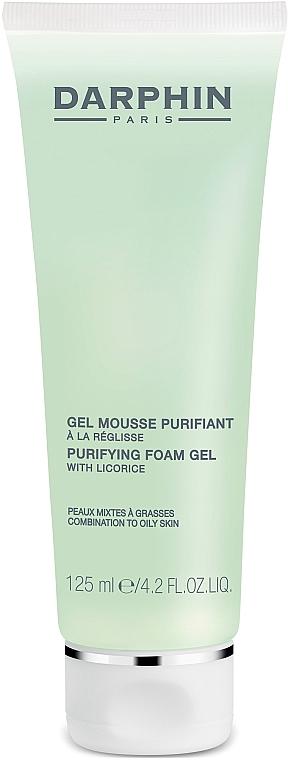 Очищающая гель-пена для умывания - Darphin Purifying Foam Gel