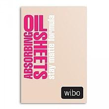 Духи, Парфюмерия, косметика Бумажные матирующие салфетки - Wibo Oil Absorbing Sheets