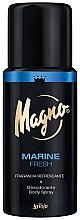 Духи, Парфюмерия, косметика Дезодорант - La Toja Magno Fresh Deodorant Spray