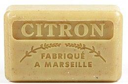 "Духи, Парфюмерия, косметика Марсельское мыло ""Лимон"" - Foufour Savonnette Marseillaise Citron"