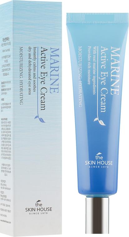 Крем для кожи вокруг глаз - The Skin House Marine Active Eye Cream