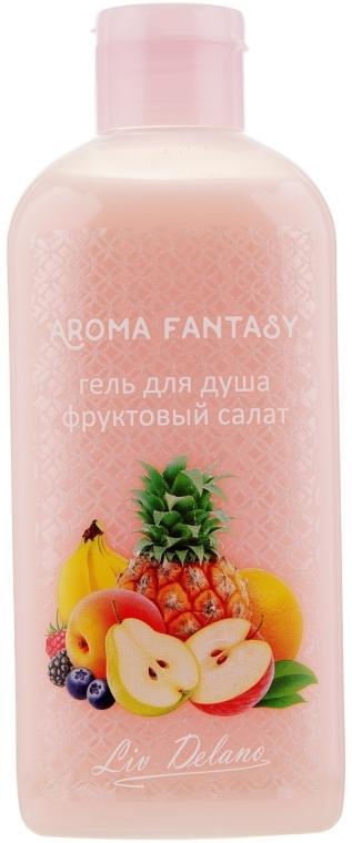"""Гель для душа """"Фруктовый салат"""" - Liv Delano Aroma Fantasy Bath Gel"""