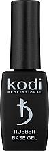 Парфумерія, косметика Каучукова основа для гель лаку - Kodi Professional Rubber Base Gel