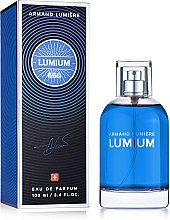 Духи, Парфюмерия, косметика Armand Lumiere Lumium Pour Homme 650 - Парфюмированная вода