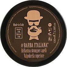 Духи, Парфюмерия, косметика Бриолин для волос сильной фиксации - Barba Italiana Valpolicella Superiore