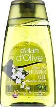 Духи, Парфюмерия, косметика Гель для душа с оливковым маслом и магнолией - Dalan D'Olive Shower Gel Olive Oil With Magnolia