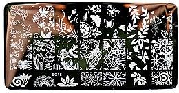 Духи, Парфюмерия, косметика Пластина для стемпинга - Tufi Profi BC-16