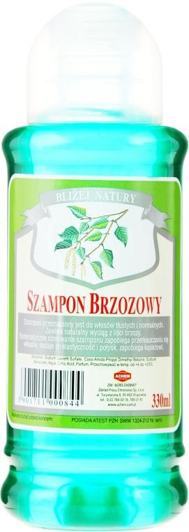 """Шампунь для волос """"Березовый"""" - Achem Popular Birch Shampoo"""