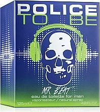 Духи, Парфюмерия, косметика Police To Be Mr Beat - Туалетная вода