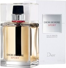 Духи, Парфюмерия, косметика Christian Dior Dior Homme Sport 2012 - Туалетная вода