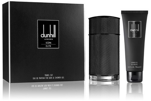 Alfred Dunhill Icon Elite - Набор (edp 100ml + s/g 90ml)