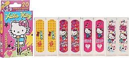 Духи, Парфюмерия, косметика Защитный пластырь для детей - VitalCare Hello Kitty Kids Plasters