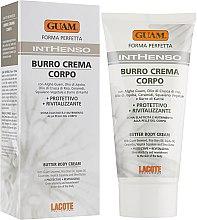 Духи, Парфюмерия, косметика Крем для тела - Guam Inthenso Burro Crema Corpo Rassodante