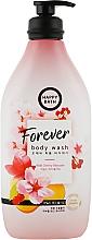 Духи, Парфюмерия, косметика Гель для душа с экстрактом цветов сакуры - Happy Bath Forever Wild Cherry Blossom