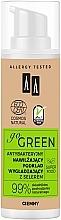Духи, Парфюмерия, косметика Тональная основа с антибактериальным эффектом - AA Go Green Foundation