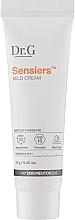 Духи, Парфюмерия, косметика Легкий крем для чувствительной кожи - Dr.G Sensiers Mild Cream (мини)