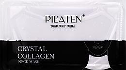 Духи, Парфюмерия, косметика Маска для шеи с коллагеном - Pil'aten Collagen Crystal Neck Mask