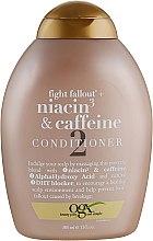Духи, Парфюмерия, косметика Кондиционер против выпадения волос - OGX Fight Fallout Niacin3 & Caffeine Conditioner