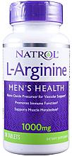 Духи, Парфюмерия, косметика Л-аргинин, 1000 mg - Natrol L-Arginine