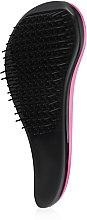 Расческа для волос с технологией Тангл Тизер, розовая - Christian — фото N2