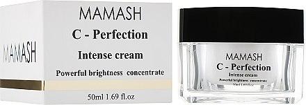 Активный крем для лица с витамином С - Mamash Organic С-Perfection Intense Cream