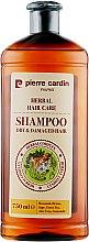Духи, Парфюмерия, косметика Травяной шампунь для поврежденных волос - Pierre Cardin Herbal Shampoo For Dry & Damaged Hair