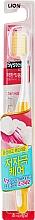 Духи, Парфюмерия, косметика Зубная щетка для слабых десен, желтая - CJ Lion Dentor Systema