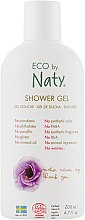 Духи, Парфюмерия, косметика Гель для душа для всей семьи - Naty Organic Shower Gel