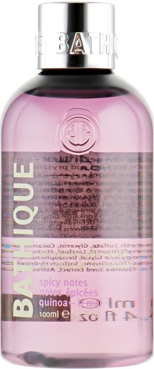 Гель для душа с экстрактом киноа - Mades Cosmetics Bathique Fashion Body Wash