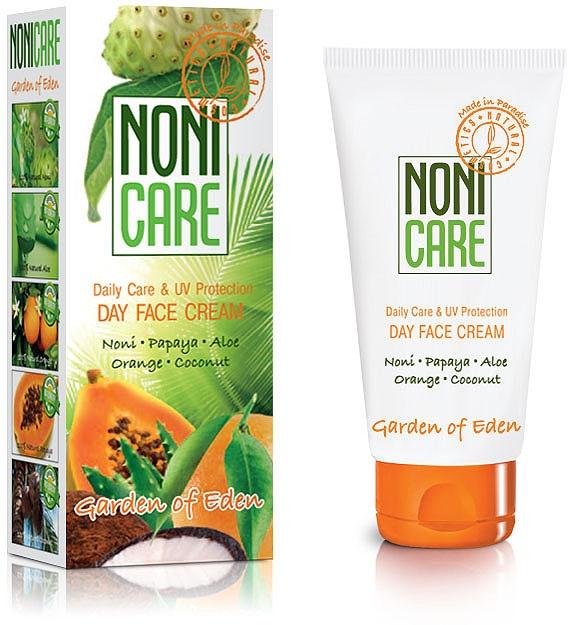 Энергетический крем для лица с УФ-фильтром - Nonicare Garden Of Eden Day Face Cream