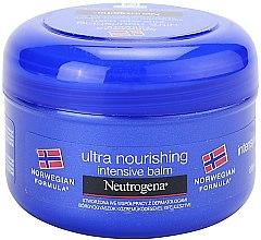 Духи, Парфюмерия, косметика Бальзам для тела для сухой кожи - Neutrogena Ultra Nourishing Intensive Balm