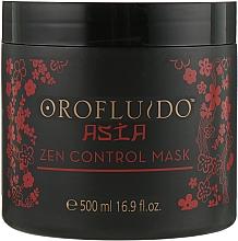 Духи, Парфюмерия, косметика Маска для мягкости волос - Orofluido Asia Zen Control Mask