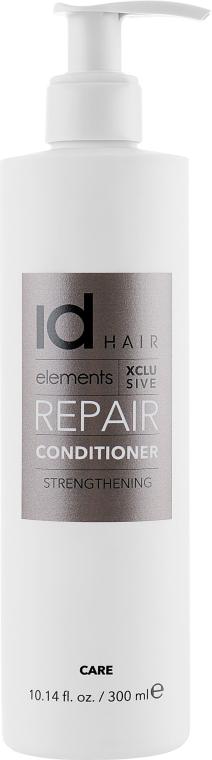 Восстанавливающий кондиционер для поврежденных волос - idHair Elements Xclusive Repair Conditioner